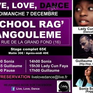 live love dance day
